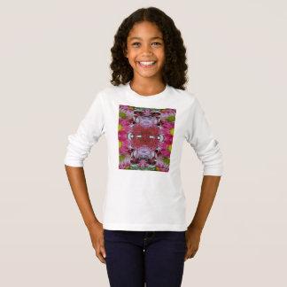Girls' Basic Long Sleeve T-Shirt