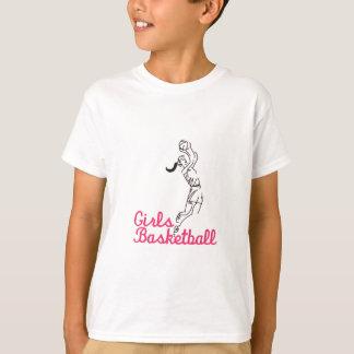 Girls Basketball T-Shirt