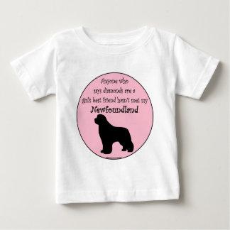 Girls Best Friend Baby T-Shirt
