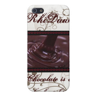 Girl's Best Friend Chocolate IPhone 4/4S  Case iPhone 5/5S Covers