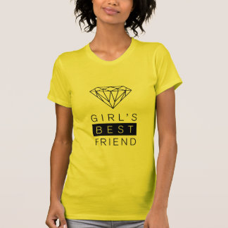 Girl's Best Friend Diamond T-Shirt