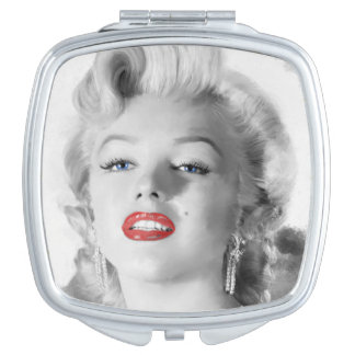 Girl's Best Friend I Compact Mirror