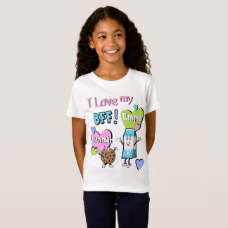 Girls Best Friends Forever Shirt Bff Tee