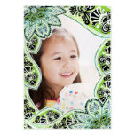 Girls Birthday Photo Cards