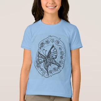 Girl's Butterfly T-Shirt
