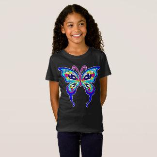 Girls Butterfly Tee