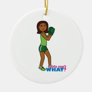 Girls Can't WHAT? ColorizeME Custom Design Ornaments
