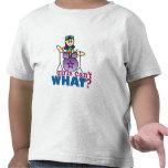 Girls Can't WHAT? Drummer T Shirt