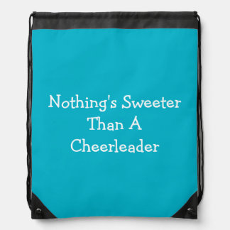 Girl's Cheerleader Bag! Great Gift! Backpacks