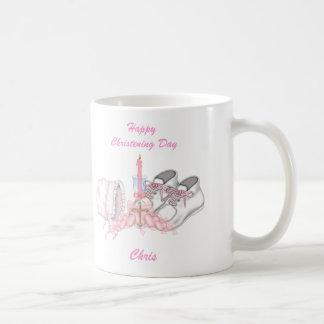 Girls Christening Wish Coffee Mug