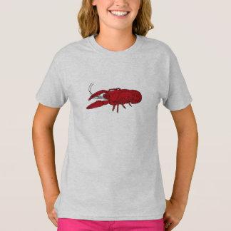 Girl's Crawfish Tee
