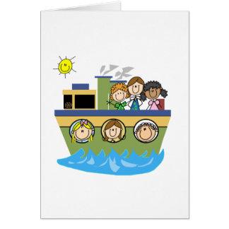 Girls Cruise Card