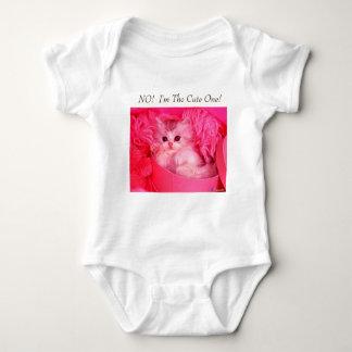 Girls Cute Babygrow Baby Bodysuit