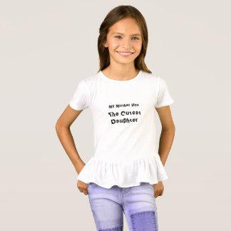 Girls cutest t-shirt