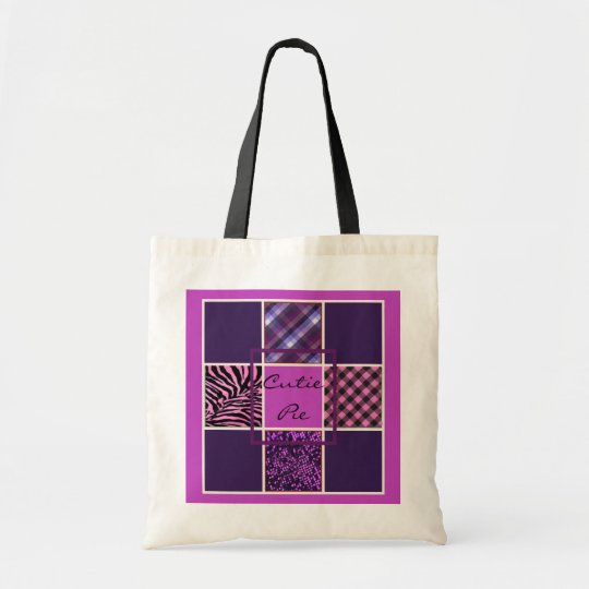 Girls Cutie Pie Bag