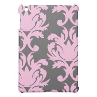 Girls Damask iPad Mini Case