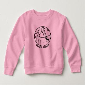Girls Denali Fleece Sweatshirt