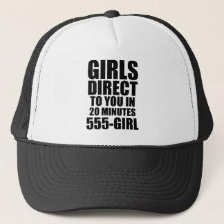 Girls Direct Trucker Hat