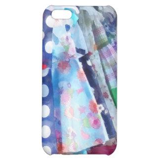 Girl's Dresses at Street Fair iPhone 5C Cover