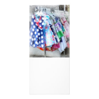Girl's Dresses at Street Fair Rack Card