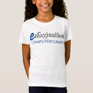 Girl's Emagination Computer Camps Logo T-shirt