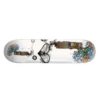 Girl's Fantasy Skateboard