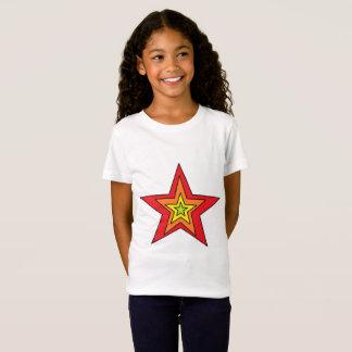 Girls' Fine Jersey T-Shirt art by Jennifer Shao