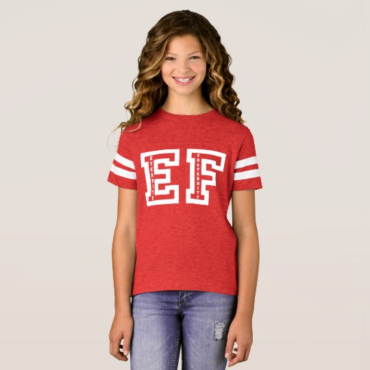 Girls' Football Shirt