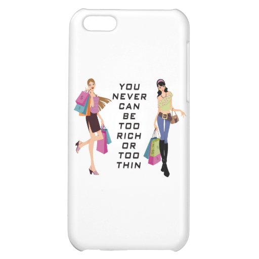 Girls Fun Time going Shopping iPhpone 5Cases iPhone 5C Cases