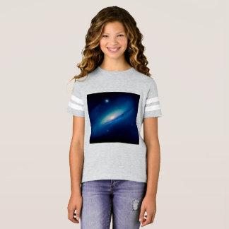 Girls Galaxy shirt