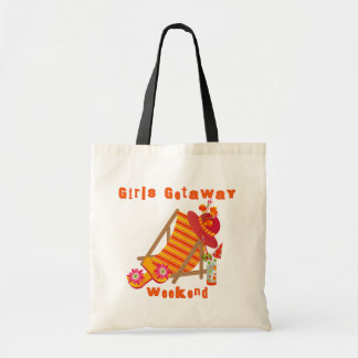 Girls Getaway Weekend T-shirts and Gifts Tote Bag