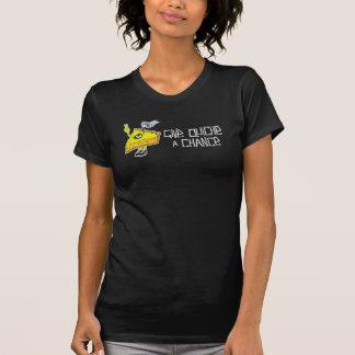 Girls Give Quiche A Chance T-Shirt