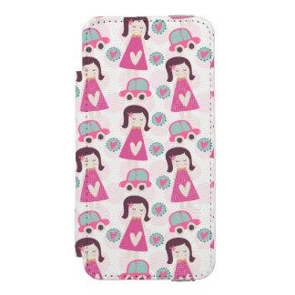 Girls Going Places Incipio Watson™ iPhone 5 Wallet Case