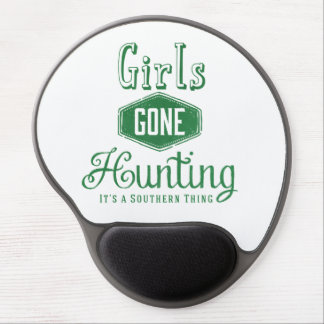 Girls Gone Hunting Gel Mouse Pads