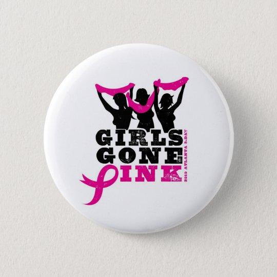 Girls Gone Pink Button