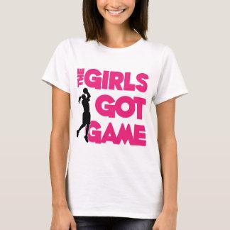 Girls Got Game, melon T-Shirt