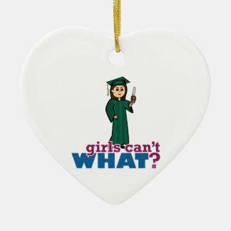Girls Graduation Christmas Ornaments
