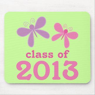 Girls Graduation Gift 2013 Mousepad