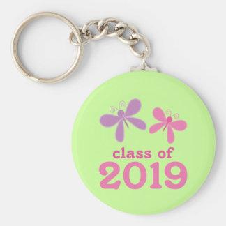 Girls Graduation Gift 2019 Key Chain