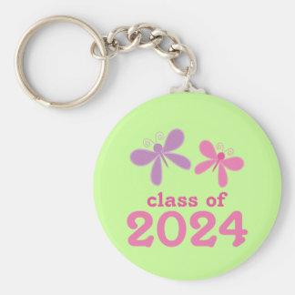 Girls Graduation Gift 2024 Keychain