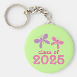 Girls Graduation Gift 2025 Keychain
