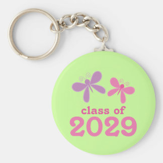 Girls Graduation Gift 2029 Key Chain