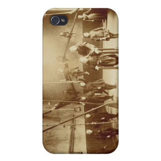 Girl's Gymnasium at the Deaf and Dumb Institution, iPhone 4 Case