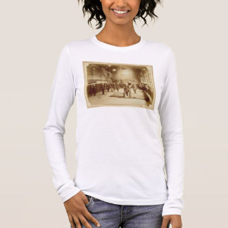 Girl's Gymnasium at the Deaf and Dumb Institution, Long Sleeve T-Shirt