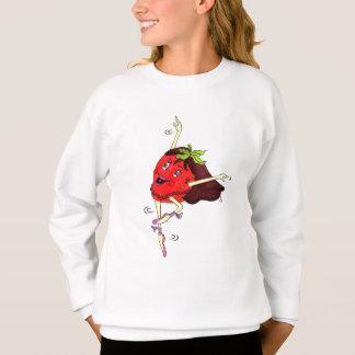 Girls' Hanes 'Pirouette' Sweatshirt