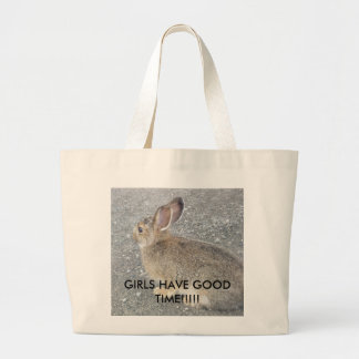 GIRLS HAVE GOOD TIME TOTE BAGS