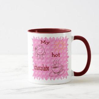 Girls Hot Chocolate Mug