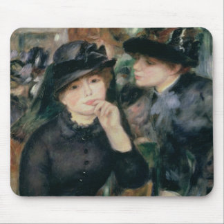 Girls in Black, 1881-82 Mouse Pad