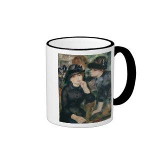 Girls in Black, 1881-82 Ringer Mug