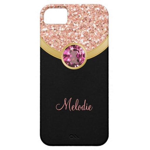 Girls iPhone 5 Jewel Cases iPhone 5 Case